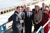 Vista instalacion Cubierta Solar Alhama de Murcia