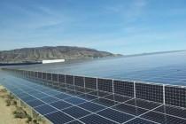 Finalizada Cubierta Solar Alhama de Murcia