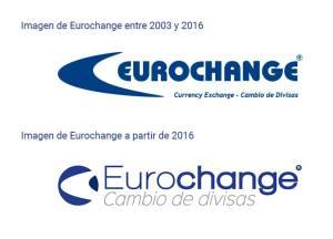 Nuevo logo Eurochange