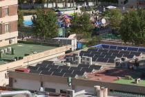 Instalación fotovoltaica para autoconsumo aislado en Eurochange