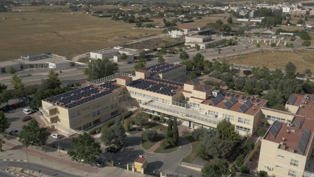 Instalación fotovoltaica La Morenica