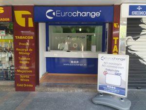 Eurochange Magaluf